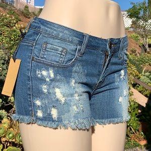 Machine shorts